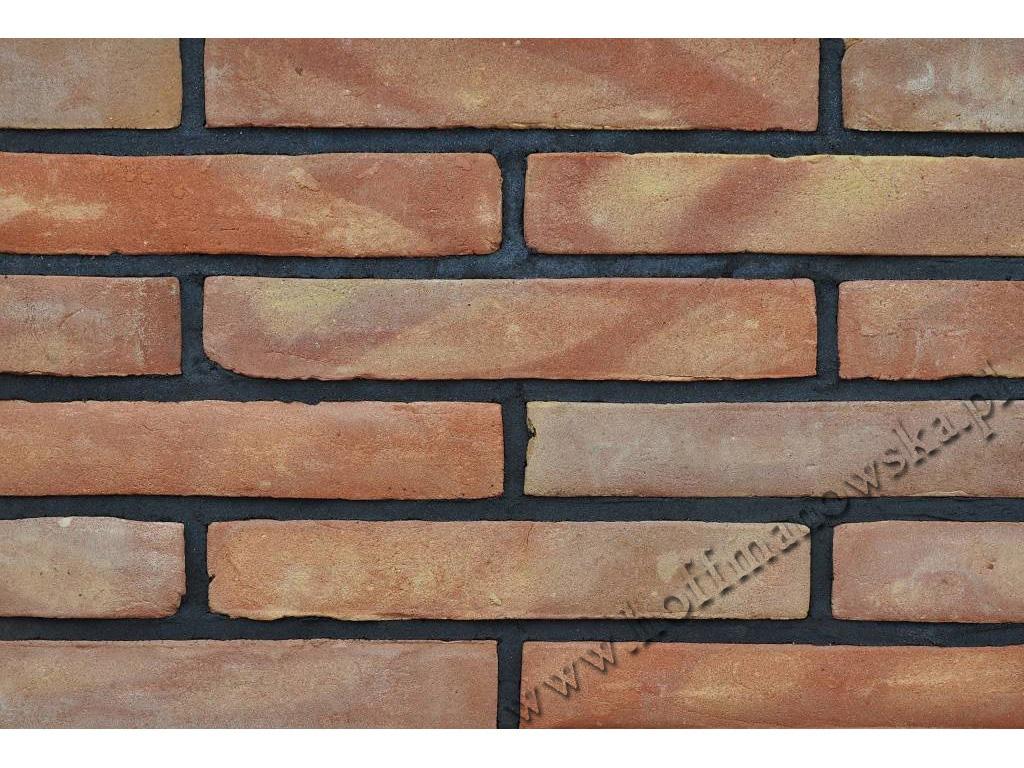 Kliknij aby powi�kszy� zdj�cie - Ceg�a r�cznie formowana W�OSKA BRUGIA